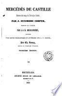 Mercédés de Castille, 2