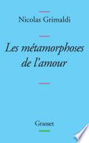 Métamorphoses de l'amour