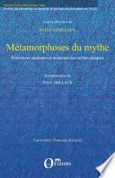 Métamorphoses du mythe