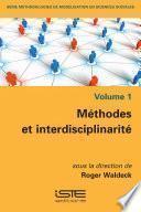Méthodes et interdisciplinarité