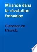 Miranda dans la révolution française