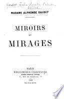 Miroirs et mirages