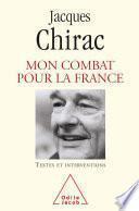 Mon Combat pour la France