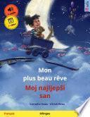 Mon plus beau rêve – Moj najljepši san (français – croate)