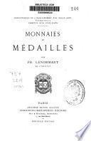 Monnaies et médailles