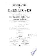 Monographie des dermatoses