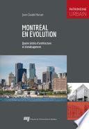 Montréal en évolution