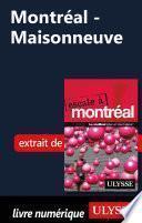 Montréal - Maisonneuve