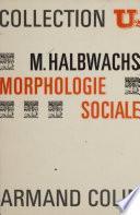 Morphologie sociale