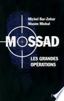 Mossad les grandes opérations