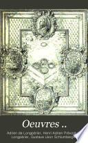Moyen âge et renaissance (1858-1868)