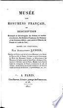 Musée des monumens français