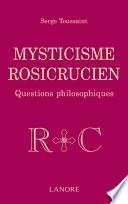 Mysticisme rosicrucien
