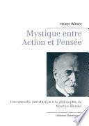 Mystique entre Action et Pensée