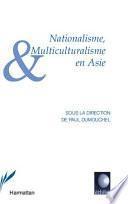 Nationalisme et multiculturalisme en Asie