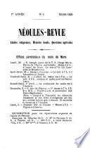Néoules-revue