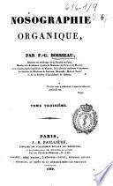 Nosographie organique
