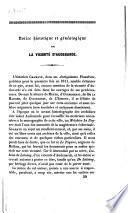 Notice historique & généalogique sur la vicomté d'Audenarde