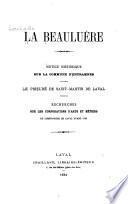 Notice historique sur la commune d'Entramnes, le prieuré de Saint-Martin de Laval