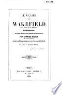 Notice sur la vie et les ouvrages de Goldsmith par Ch. Nodier