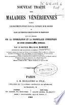 Nouveau traité des maladies vénériennes