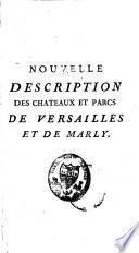 Nouvelle description des châteaux et parcs de Versailles et de Marly