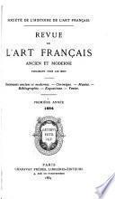 Nouvelles archives de l'art français