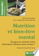 Nutrition et bien-etre mental