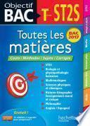 Objectif Bac - Toutes les matières Term ST2S