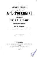 Oeuvres choisies de A. S. Pouchkine