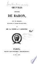 Oeuvres choisies de Baron