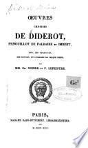 Oeuvres choisies de Diderot, Fenouillot de Falbaire et Imbert