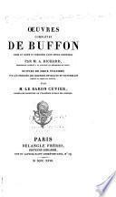 Oeuvres complètes de Buffon: Notice sur la vie de Buffon. Discours académiques. Théorie de la terre