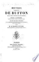 Oeuvres complètes de Buffon: Théorie de la terre