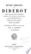 Oeuvres complètes de Diderot: Encyclopédie, C-E