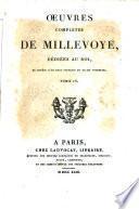 Oeuvres completes de Millevoye