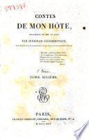 Oeuvres Completes de Sir Walter Scott, Contes de Mon Hote