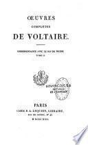 Oeuvres complètes de Voltaire
