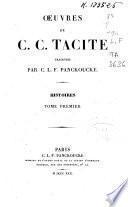 Oeuvres de C.C. Tacite