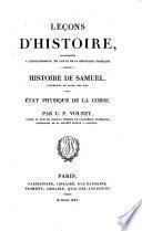 OEuvres de C. F. Volney
