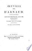 Oeuvres de D'Arnaud