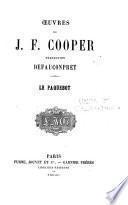 Oeuvres de J.F. Cooper: Le paquebot Américain