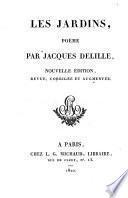 Oeuvres de Jacques Delille