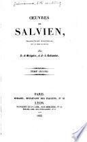 Oeuvres de Salvien