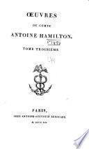 Oeuvres du comte Antoine Hamilton: La volupté