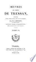 Oeuvres du comte de Tressan: Zélie, ou l'Ingénue