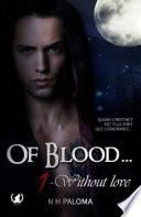 Of Blood -