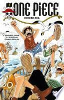 One Piece - Édition originale - Tome 01