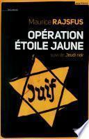 Opération Étoile jaune (NE)