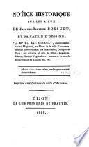 Opuscules de C.X. Girault